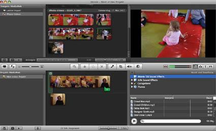 iMovie 08